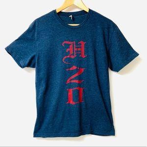 Next level blue t-shirt size large